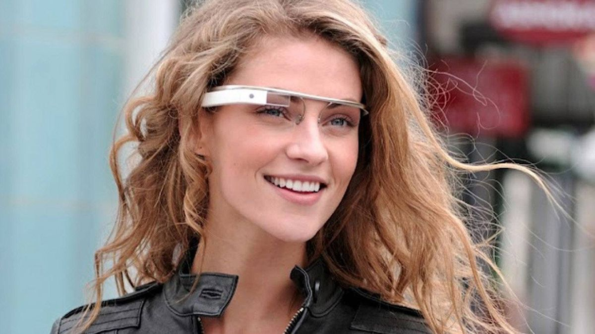 """Google has launched what it has dubbed """"Project Glass"""" which aims to augmented information–such as weather updates and recent text messages–on the lens of a special pair of glasses."""