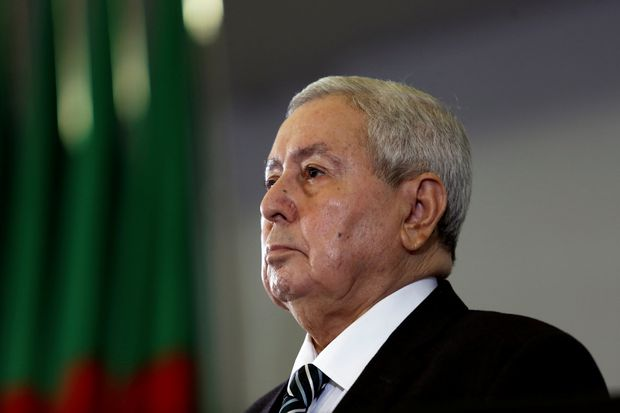 Algeria's parliament appoints Abdelkader Bensalah as interim president