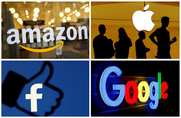 OECD takes aim at tech giants with global tax plan