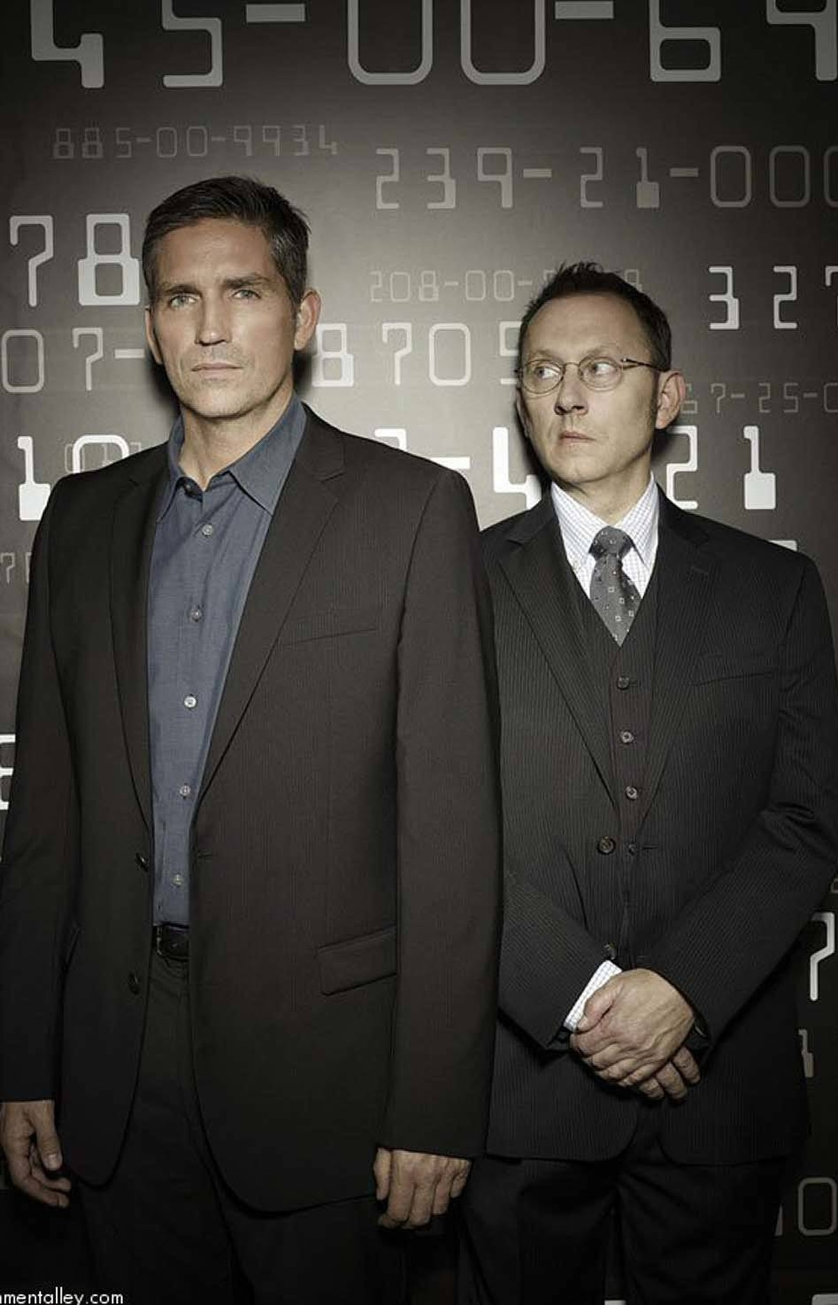 DRAMA Person of Interest CBS, CITY-TV, 9 p.m. ET/PT Since this new crime drama has already been renewed for a second season, it's presumably safe for viewers to start learning more about the main characters. One of the few breakout hits, the show's premise stars former Lost regular Michael Emerson as Finch, a computer genius who devises a program that identifies a person about to commit a crime. To help prevent the crime from happening, Finch has enlisted the assistance of Reese (Jim Caviezel), a former CIA operative with a mysterious past. We learn more about Reese in tonight's episode when the program puts him undercover on an armoured truck crew, which causes him to have flashbacks about his final CIA mission that forced him to make some tragic decisions.