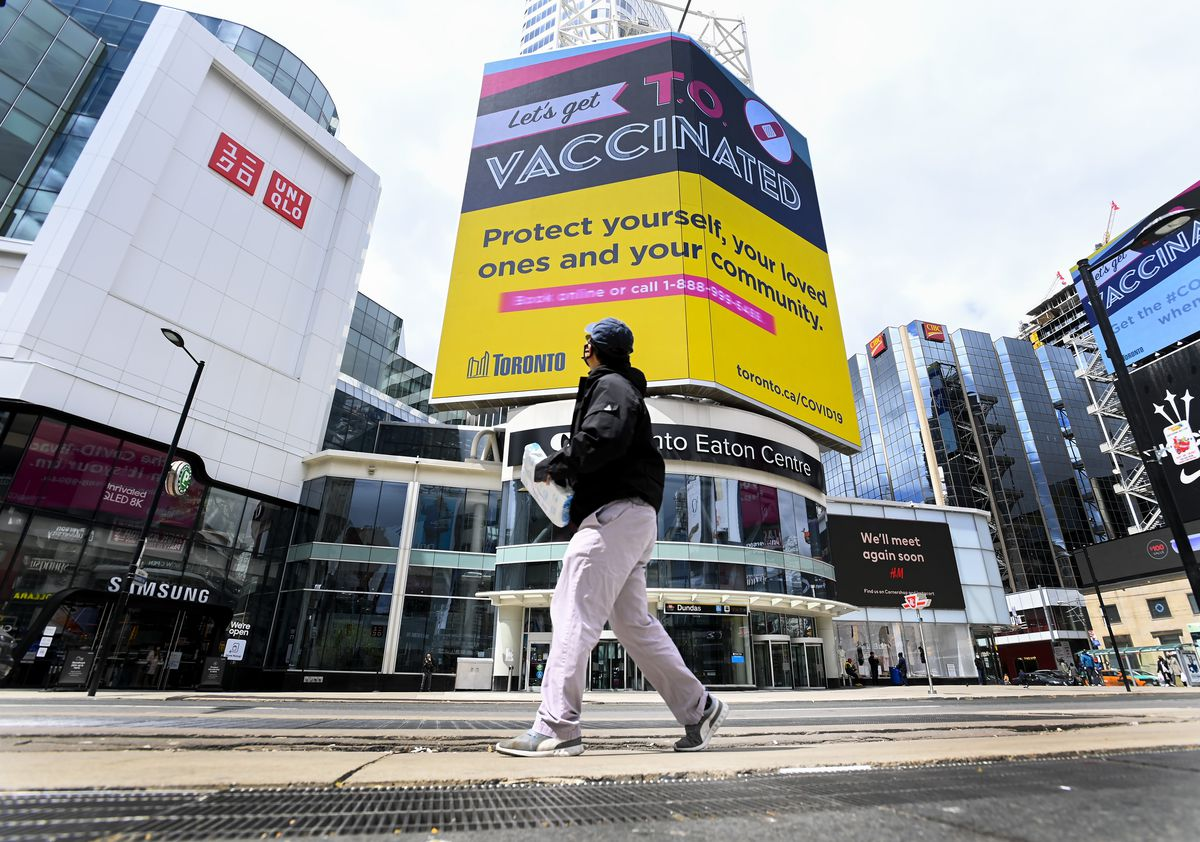 Ontario stops first doses of AstraZeneca COVID-19 vaccine