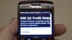 RIM has been under pressure for change. Its stock has plunged by more than 70 per cent over the past year amid disappointing quarterly results and delays to crucial products, even as it finds huge success in emerging markets.