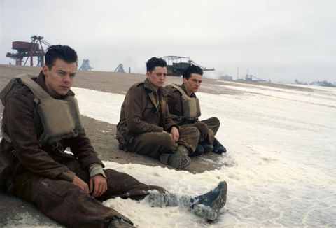 Dunkirk film evokes memories of those who made it home, and those who never left the beach