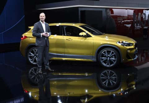 BMW enters sub-compact SUV race with all-new X2