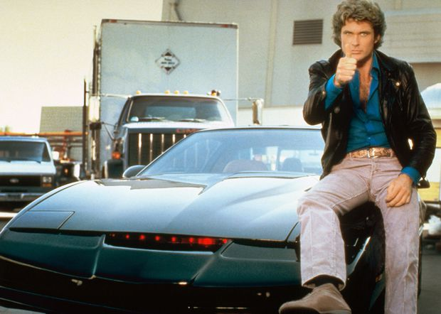 Voice of Knight Rider's KITT has concerns with real autonomous