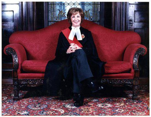 5e50eccf8aa Judge Joan Lax made her mark in male-dominated world - The Globe and ...