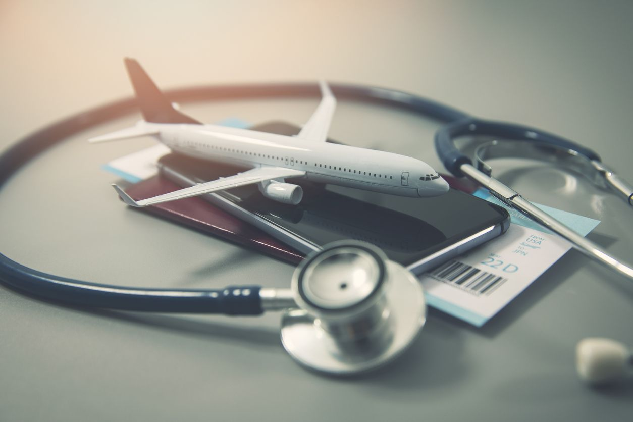 Taking a vacation? Think twice about relying on your credit card's travel medical insurance