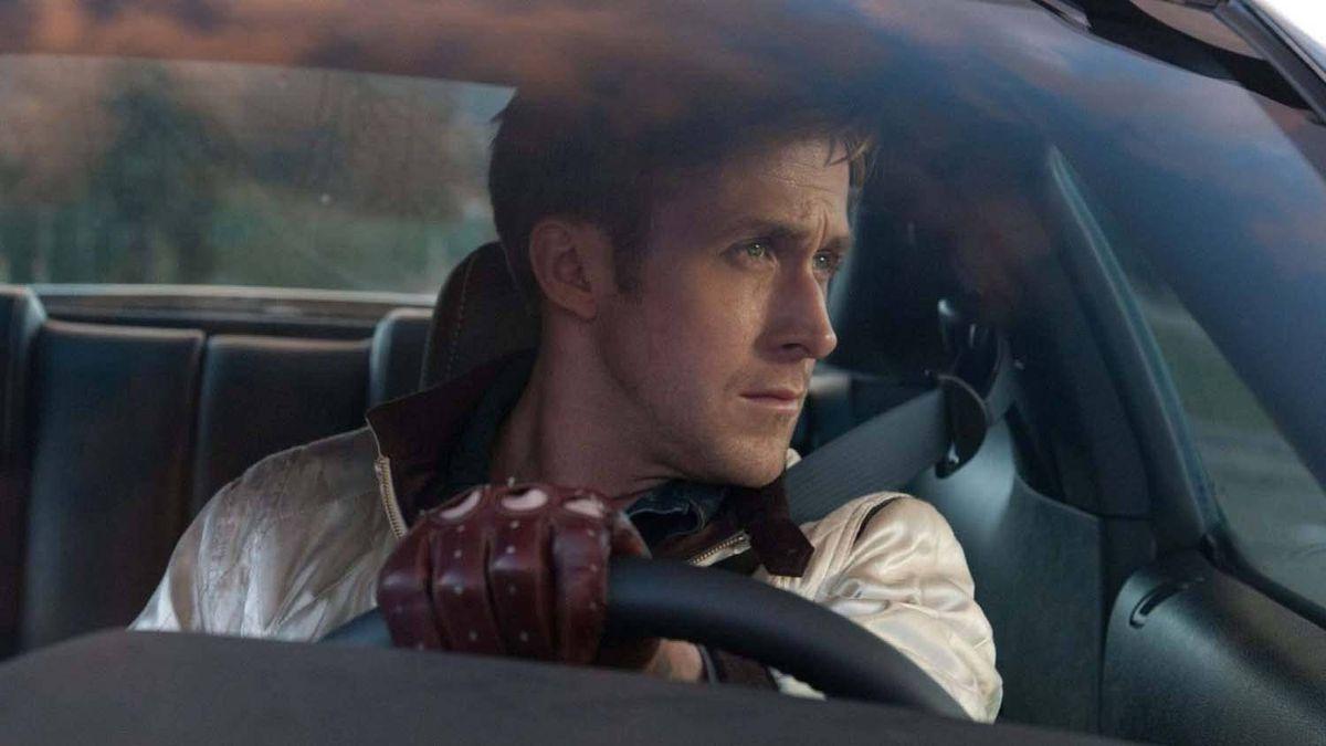 "Ryan Gosling in a scene from ""Drive""."
