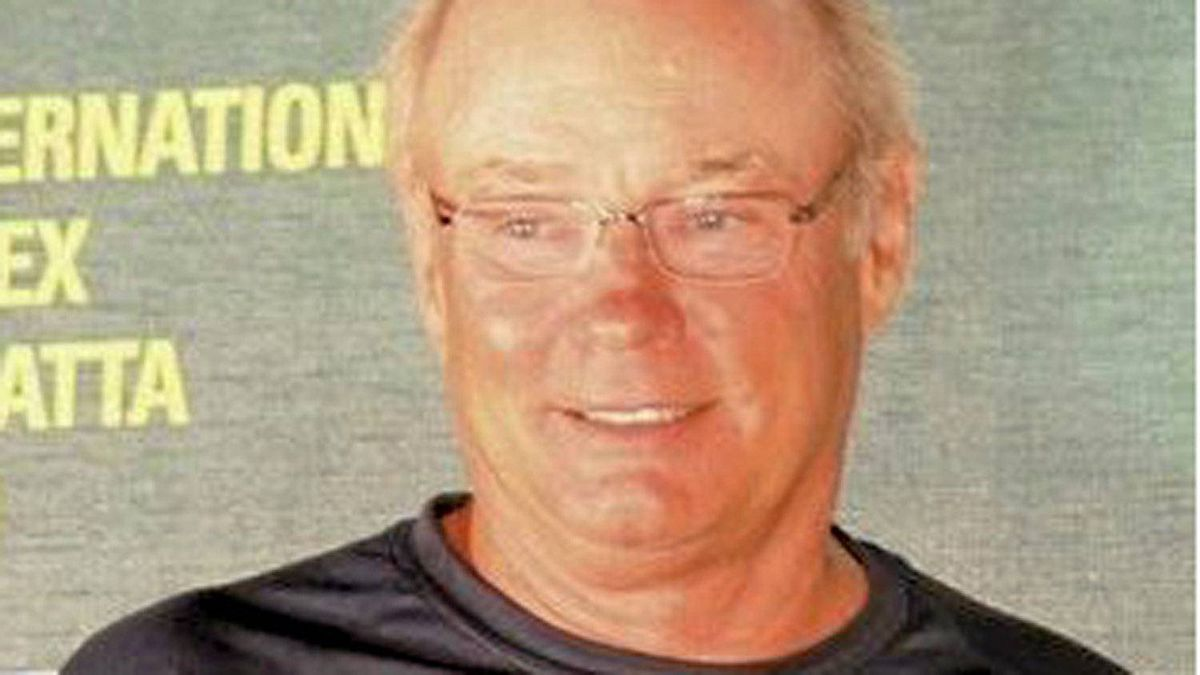 Richard Oland at the 2010 Rolex Cup Regatta. Mr. Oland, a member of one of the best-known families in Atlantic Canada, has died under suspicious circumstances, according to police.