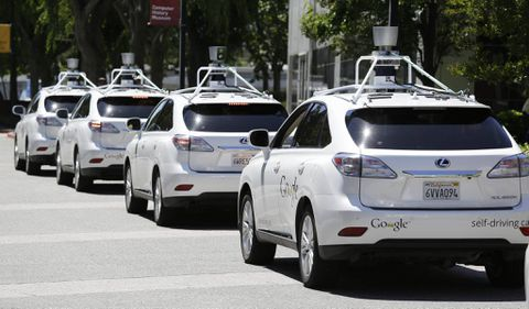 Self-driving cars will push us to rethink how we build cities, say planners