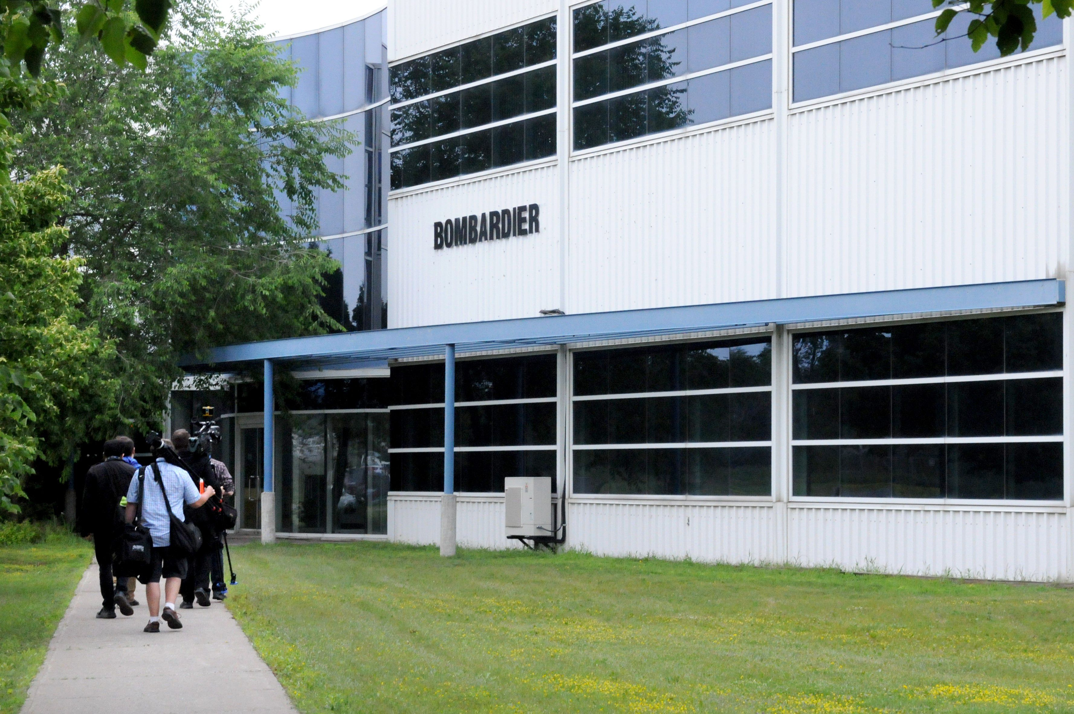 'Buy America' rules push Bombardier to United States