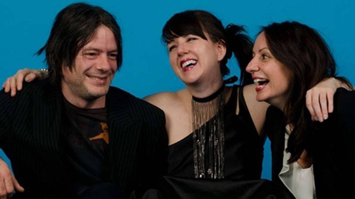Buyosphere's three partners, from left, Buyosphere's team, from left, Jerome Paradis, Tara Hunt and Cassandra Girard