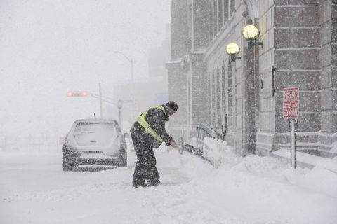 Environment Canada warns of of major winter storm potential on Thursday