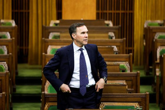 Morneau expected to reveal federal deficit in excess of $300-billion