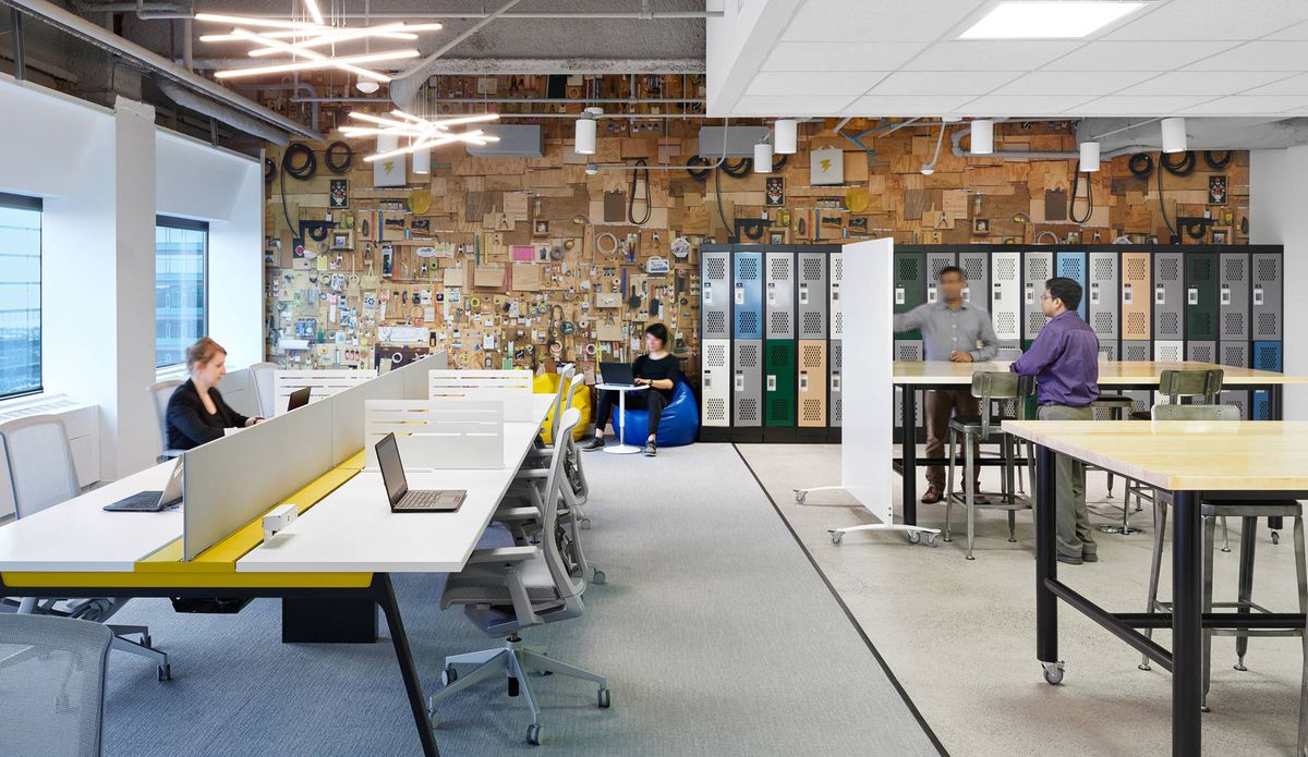 This Is An Insurance Office A Look Inside Aviva S