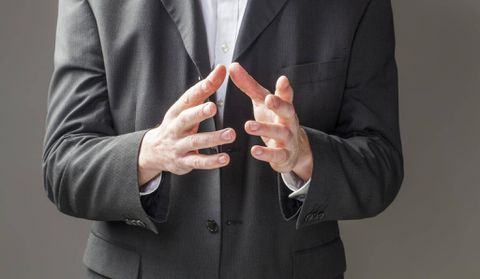 Make them trust you with these five body language secrets