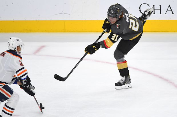 Marchessault's goal leads Golden Knights over Oilers 3-1 | AP sports