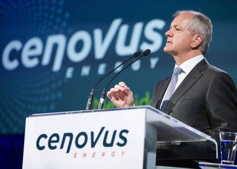 Cenovus closes in on paying off Conoco deal with asset sale