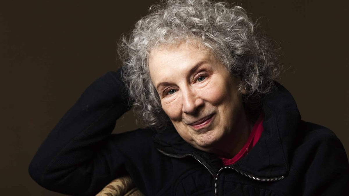 Margaret Atwood in Toronto on March 6, 2012.