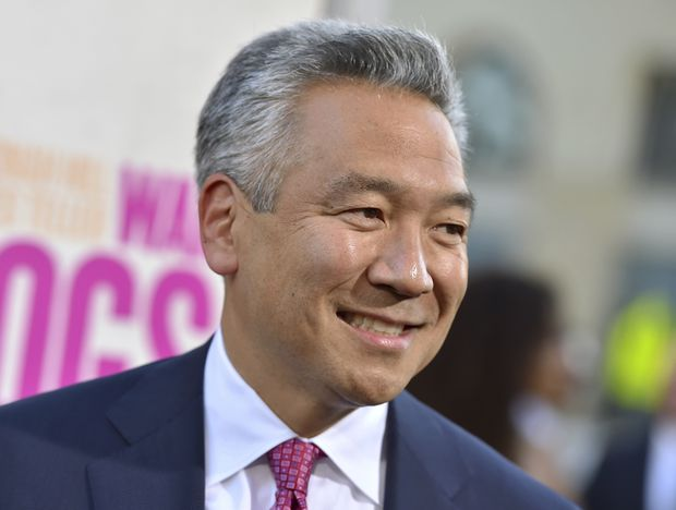 Warner Bros CEO Kevin Tsujihara resigns after report he improperly helped an actress land roles