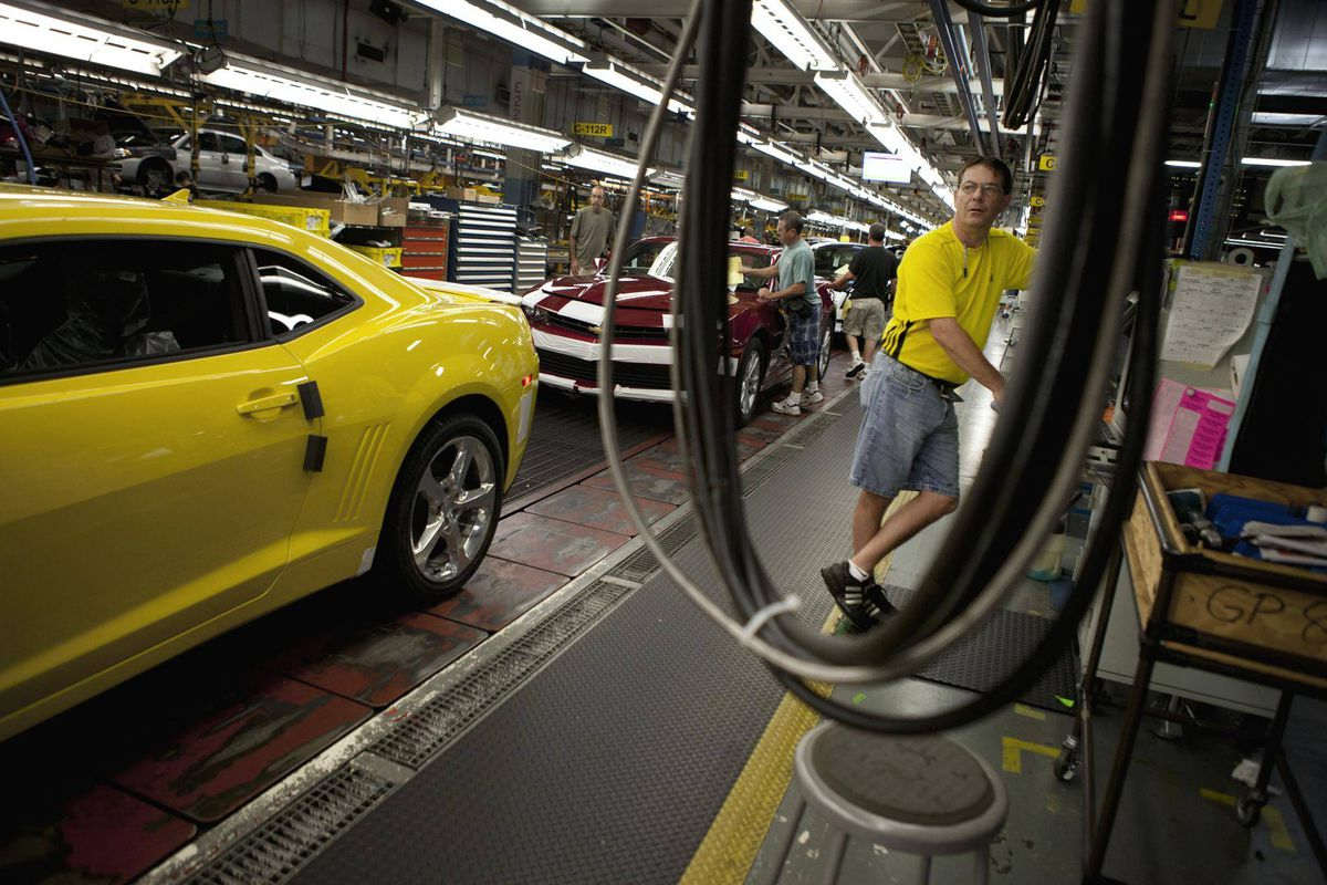 GM Canada vows to wipe out pension shortfall