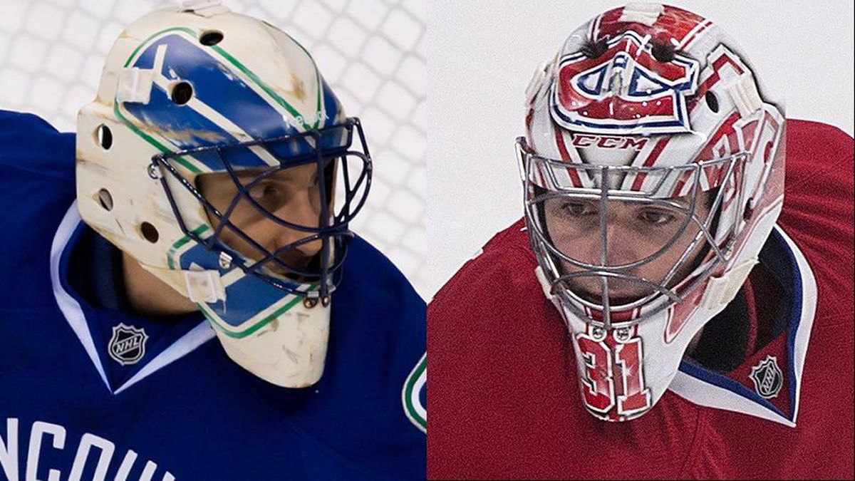 4abb6acd3 Roberto Luongo and Carey Price set to duel ahead of Sochi Games ...