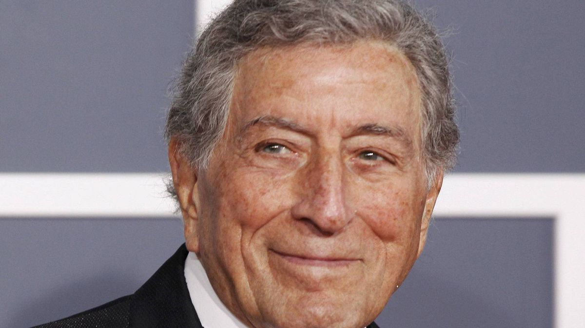 A lesson in teamwork from Tony Bennett