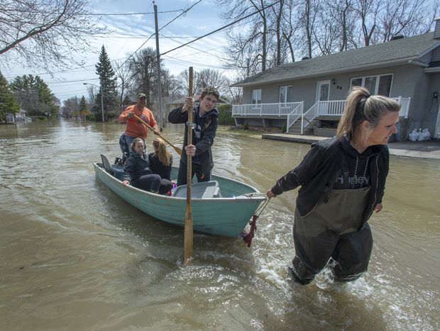 Here's what you need to know about flooding in Quebec