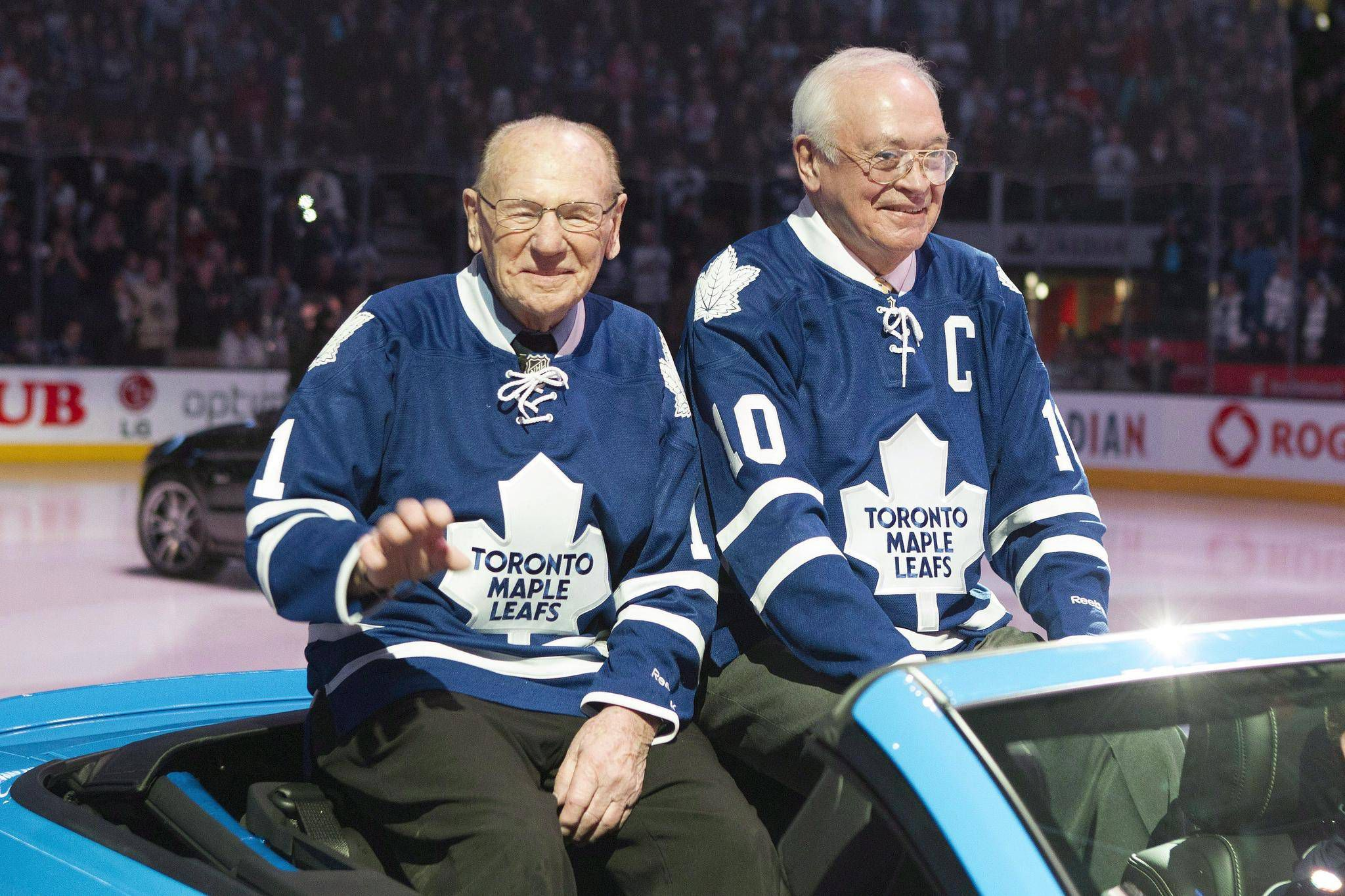 Just a great guy': Remembering Maple Leafs legend Johnny