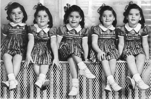 Perjalanan Hidup Kembar 5 Identik Dionne Quintuplets Yang Mengharukan
