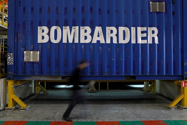 Bombardier plans to boost revenues by modernizing existing trains