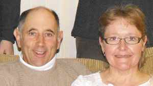 Canadian couple Albert and Rita Chretien are seen in this Royal Canadian Mounted Police photo released to Reuters on May 7, 2011.