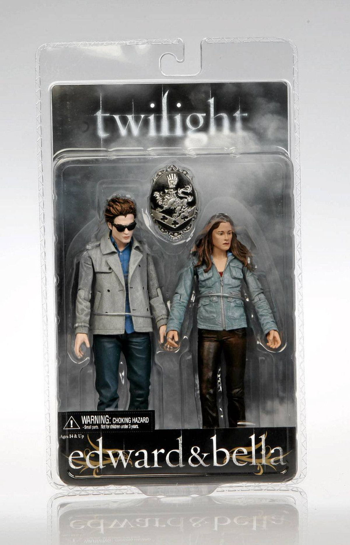 Twilight Saga Action Figures These poseable seven-inch plastic figures based on the movie characters from The Twilight Saga teen vampire series should provide endless hours of do-it-yourself drama for all incurable romantics. Werewolf Jacob comes in both shirtless and dressed versions. $17.95 to $19.95, Silver Snail Comics. www.silversnail.com
