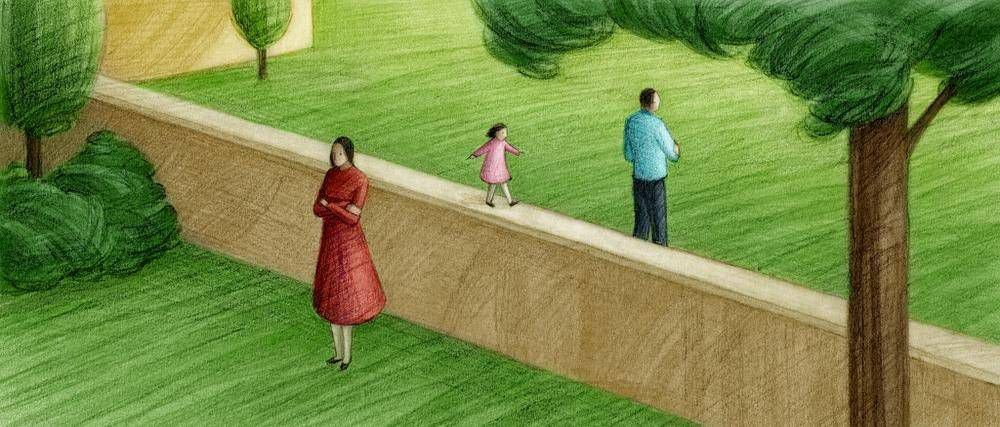 Divorced parents college essay