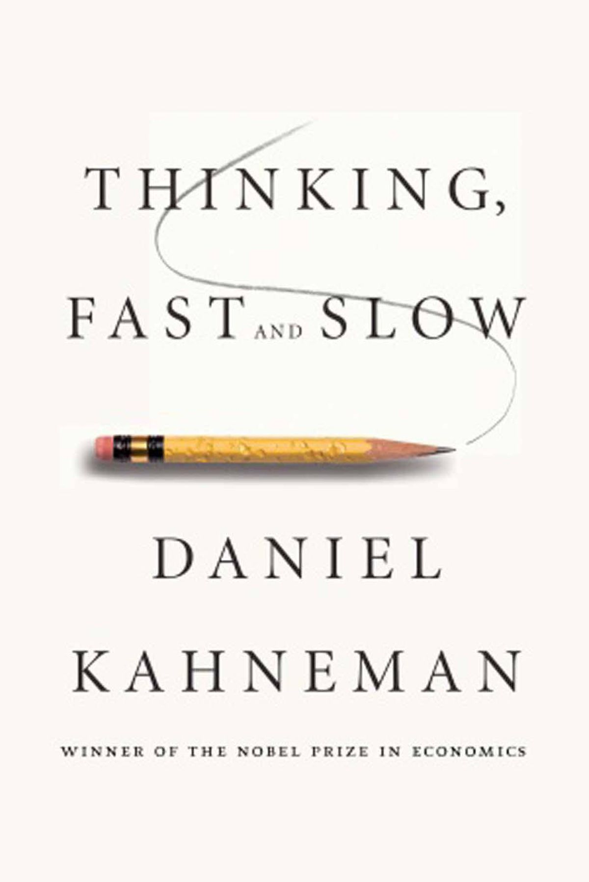 THINKING, FAST AND SLOW By Daniel Kahneman (Doubleday Canada) Economic rationality, psychologist Kahneman argues in his brilliant work on how we make choices, is all about coherence and logical consistency. This is a magisterial work, stunning in its ambition, infused with knowledge, laced with wisdom, informed by modesty and deeply humane. If you can read only one book this year, read this one. – Janice Gross Stein