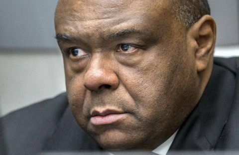 Ex-Congolese vice-president convicted of war crimes, including rape