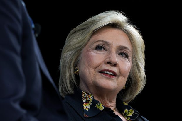 Hillary Clinton criticizes British government for blocking report on Russian meddling