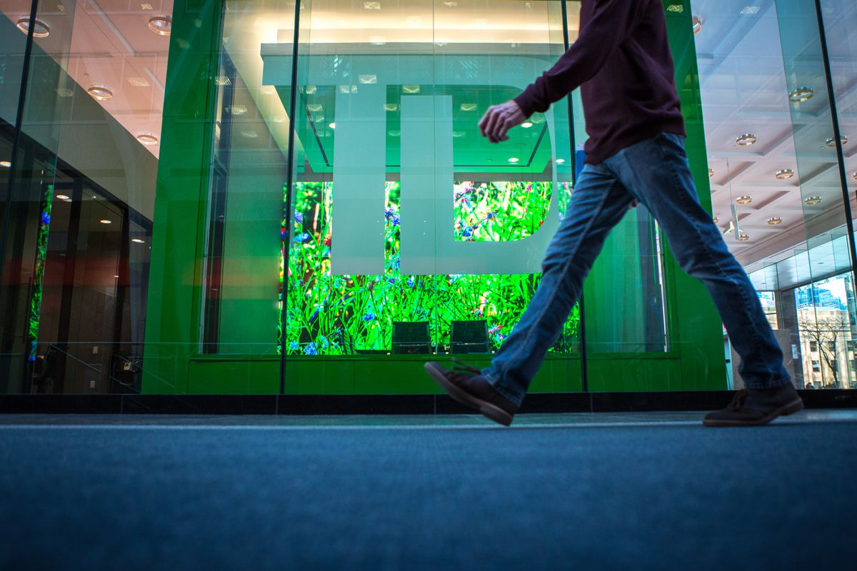 TD profit falls 4 per cent on restructuring charge, higher loan-loss provisions - The Globe and Mail