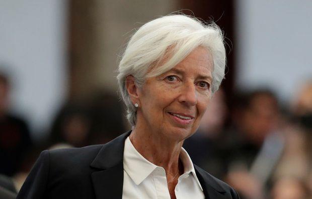 IMF Chief, Christine Lagarde resigns