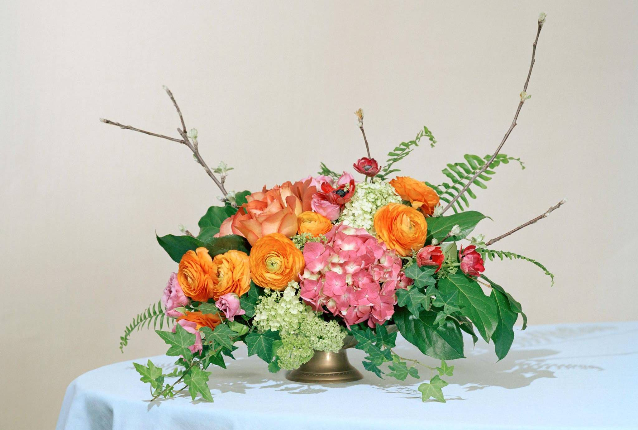 How Hipster Florists Borrowed From 16th Century Paintings And Made