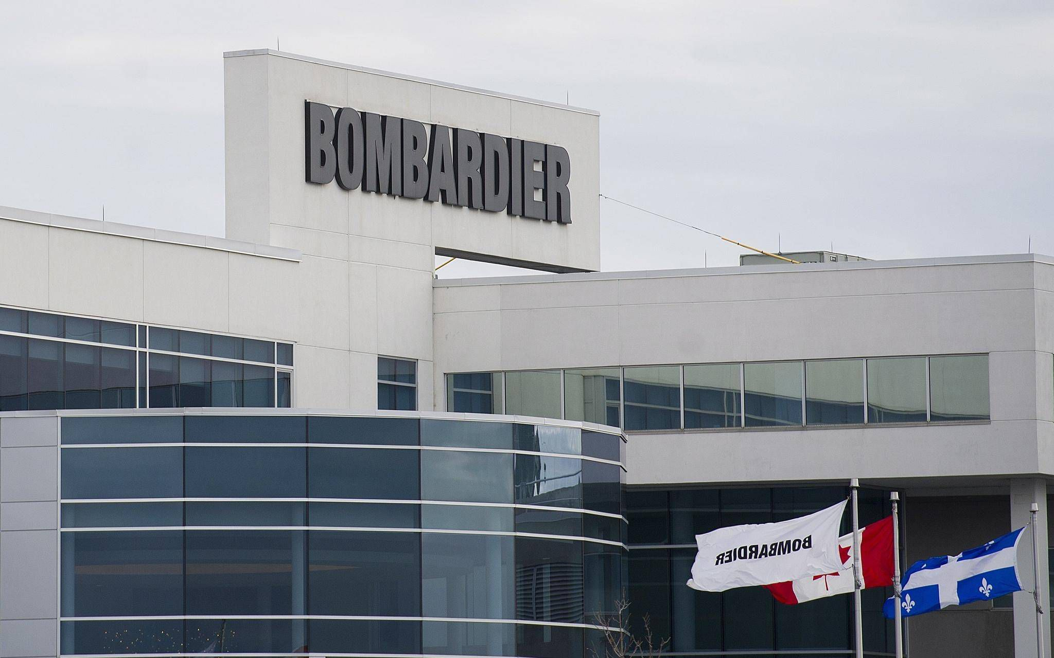 Image result for Bombardier Aerospace Montreal headquarters