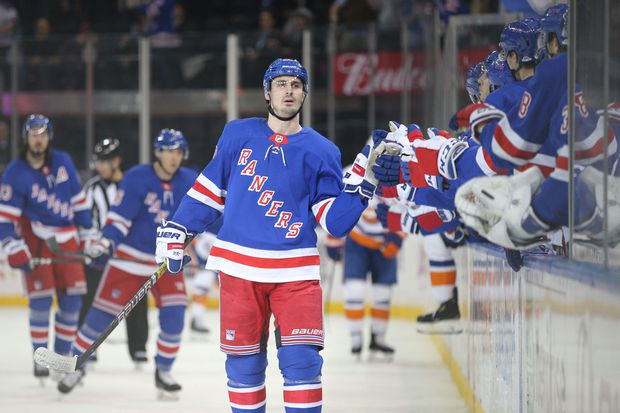 Rangers Igor Shesterkin, Pavel Buchnevich involved in vehicle  accident