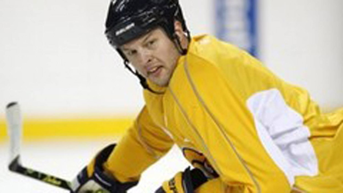 The Toronto Maple Leafs have signed centre Tim Connolly. The Associated Press
