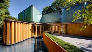 The Integral House in Toronto: Shim-Sutcliffe Architects
