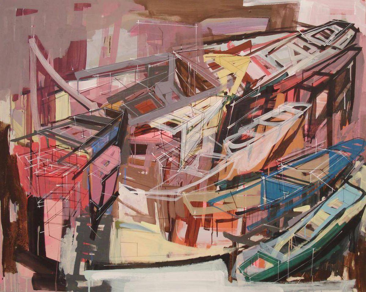 Image courtesy of Olga Korper Gallery