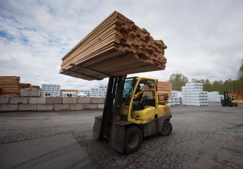Canada taking fight with U.S. over softwood lumber duties to WTO