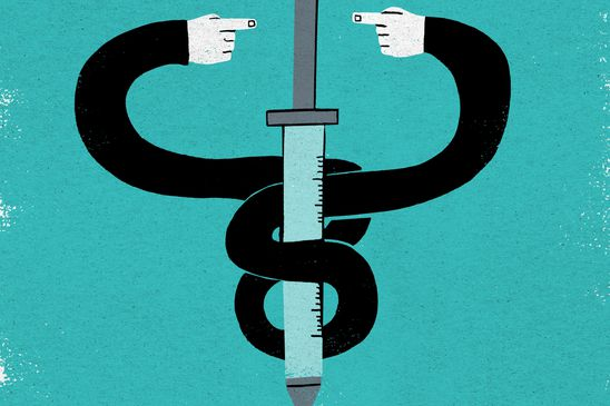 There's a vaccine on the way: Let the persuasion begin