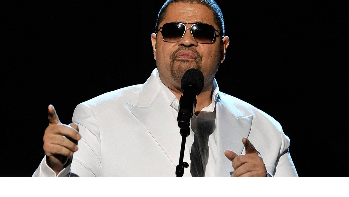 Rap legend Heavy D, 44, reportedly died on Tuesday.