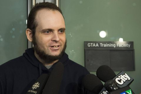 Ex-hostage Joshua Boyle arrested, charged with sex assault, forcible confinement