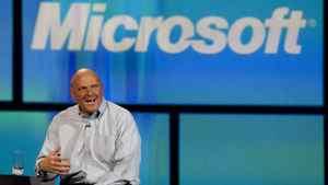 Number 4: Microsoft